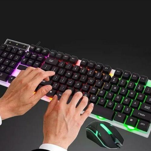 Gaming Keyboard Wired Wireless