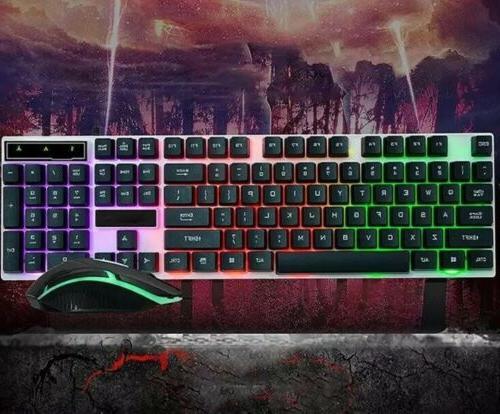 Gaming Keyboard Wired Keyboard Wireless
