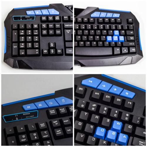 Gaming and Mouse for Gamer