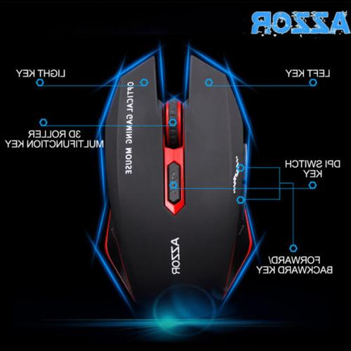 Gaming and Mouse Kit for Gamer