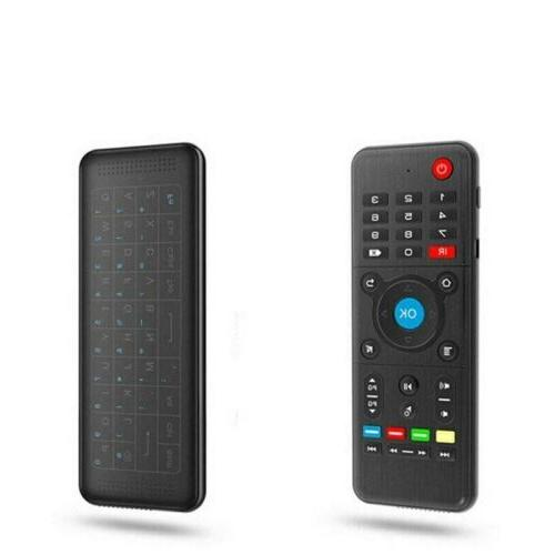 Full Touchpad Remote Controller 2,4 GHz Wireless Keyboard Fl