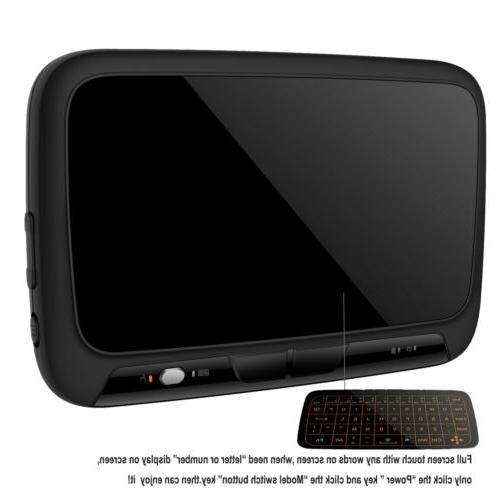H18+ 2.4G Keyboard Full for TV BOX