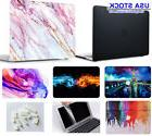 "Hard Case Cover for Apple Mac MacBook Air 13"" 13.3"" inch + R"