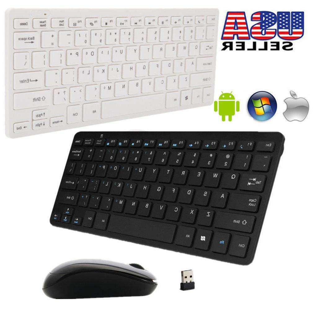 for HP 2.4GHz Wireless USB Keyboard  Black/white US FREE SHI