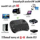 iPazzPort i8 2.4GHz Air Mouse Mini Wireless Keyboard For And