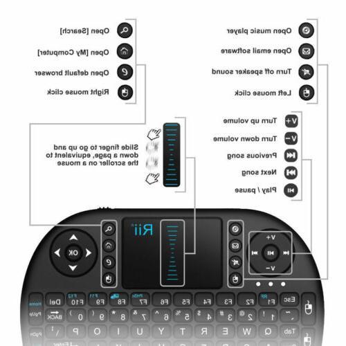 Rii Mini Wireless PC 360 PS3 Android