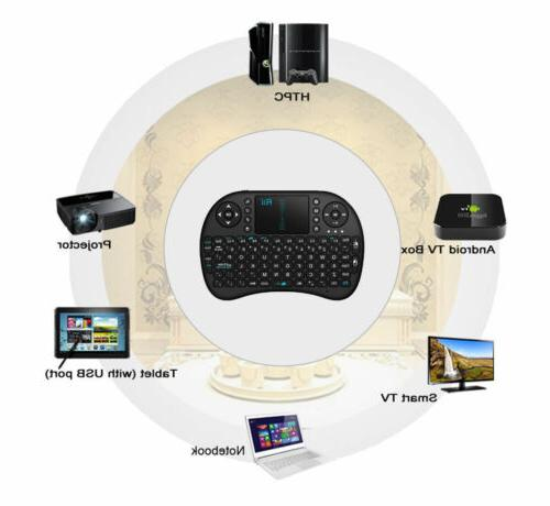 Wireless Keyboard PC XBox PS3 Android Box