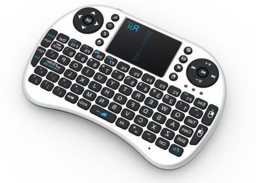 Rii i8 2.4GHz Wireless Keyboard Android Box
