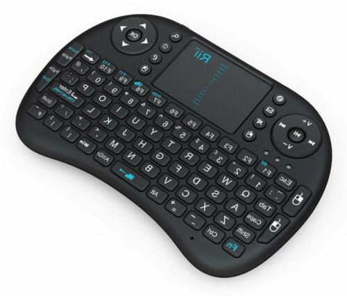 Rii 2.4GHz Wireless Keyboard for PC Android Box