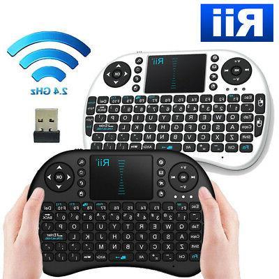 i8 2 4ghz mini wireless keyboard mouse