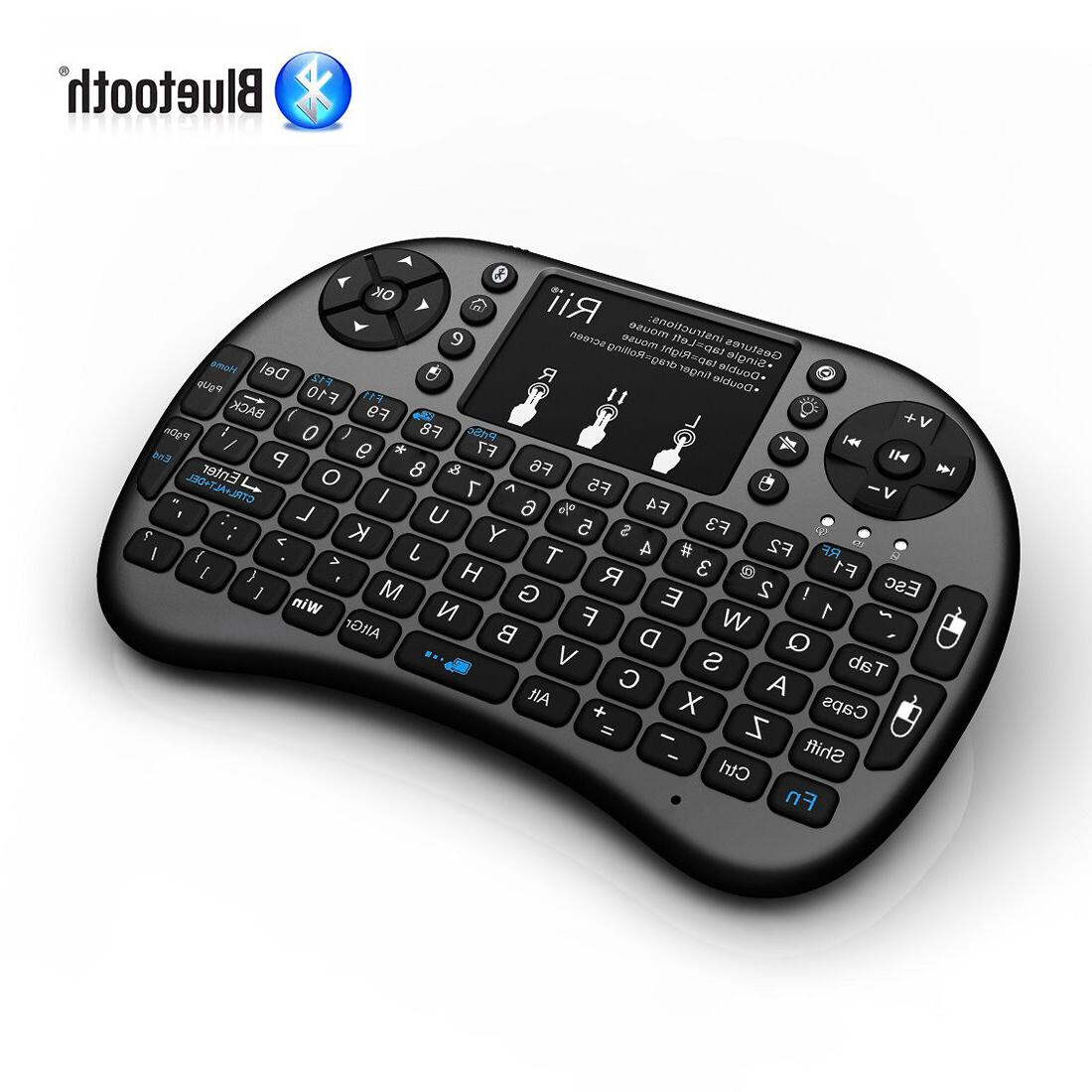Rii i8+ BT Bluetooth Touchpad with