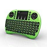 Rii 10082-3 i8+ 2.4GHz Mini Wireless Keyboard with Touchpad