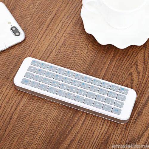 iPazzPort KP-810-30B Mini Bluetooth Keyboard for Fire TV Sti