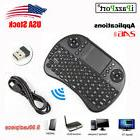iPazzport i8 Keyboard 2.4GHz Air Mouse Handheld For Android