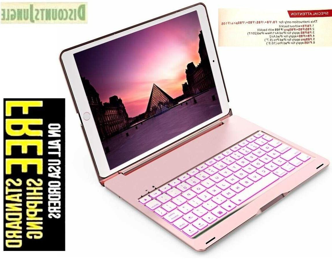 icbm wireless bluetooth ipad keyboard case 1