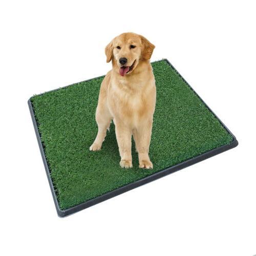 Professional Indoor Dog Pet Grass Mat