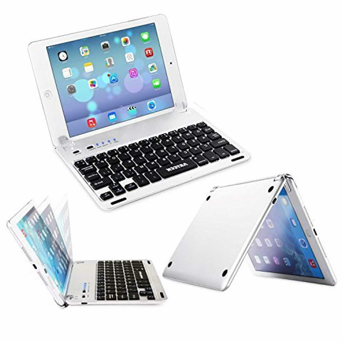 iPad 5 Mini Keyboard, Ultra-Thin Apple iPad Bluetooth Keybo