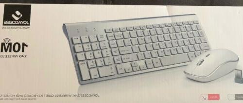joyaccess 2 4g wireless keyboard and mouse