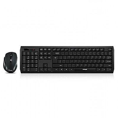 EagleTec K104 / KS04 2.4 GHz Wireless Combo Keyboard And Mou