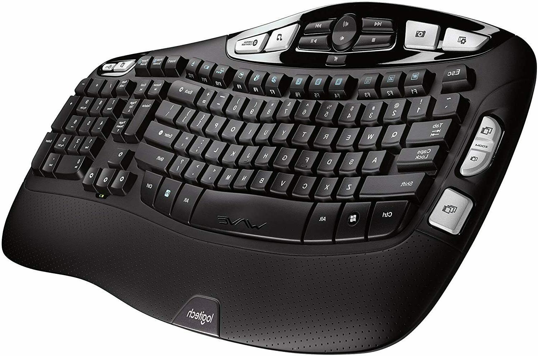 Logitech K350 Wireless Keyboard Wireless