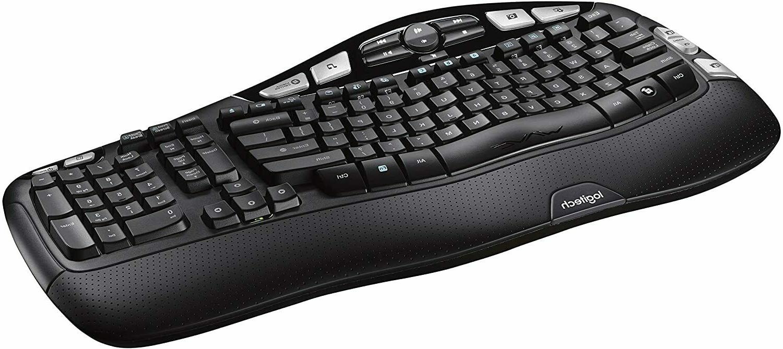 Logitech Wireless Keyboard Technology -