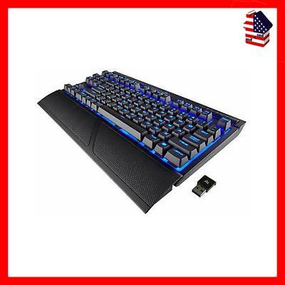 CORSAIR K63 Wireless Mechanical Gaming Keyboard Backlit Blue