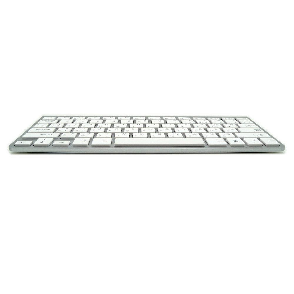 Keyboard Wireless Hebrew 2.4G Ultra-Thin