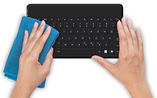 Keys-To-Go Ultra-Portable Bluetooth for Windows, Black