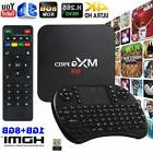Latest edition MXQ Pro Quad Core Android TV Box w/Backlit mi