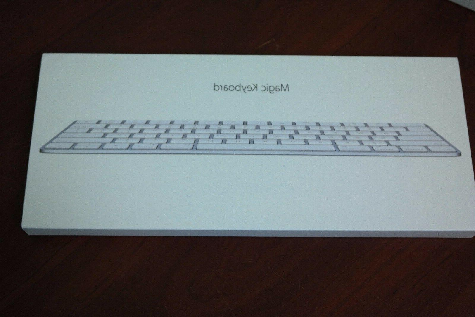 Apple Magic Keyboard 2  Wireless Rechargeable