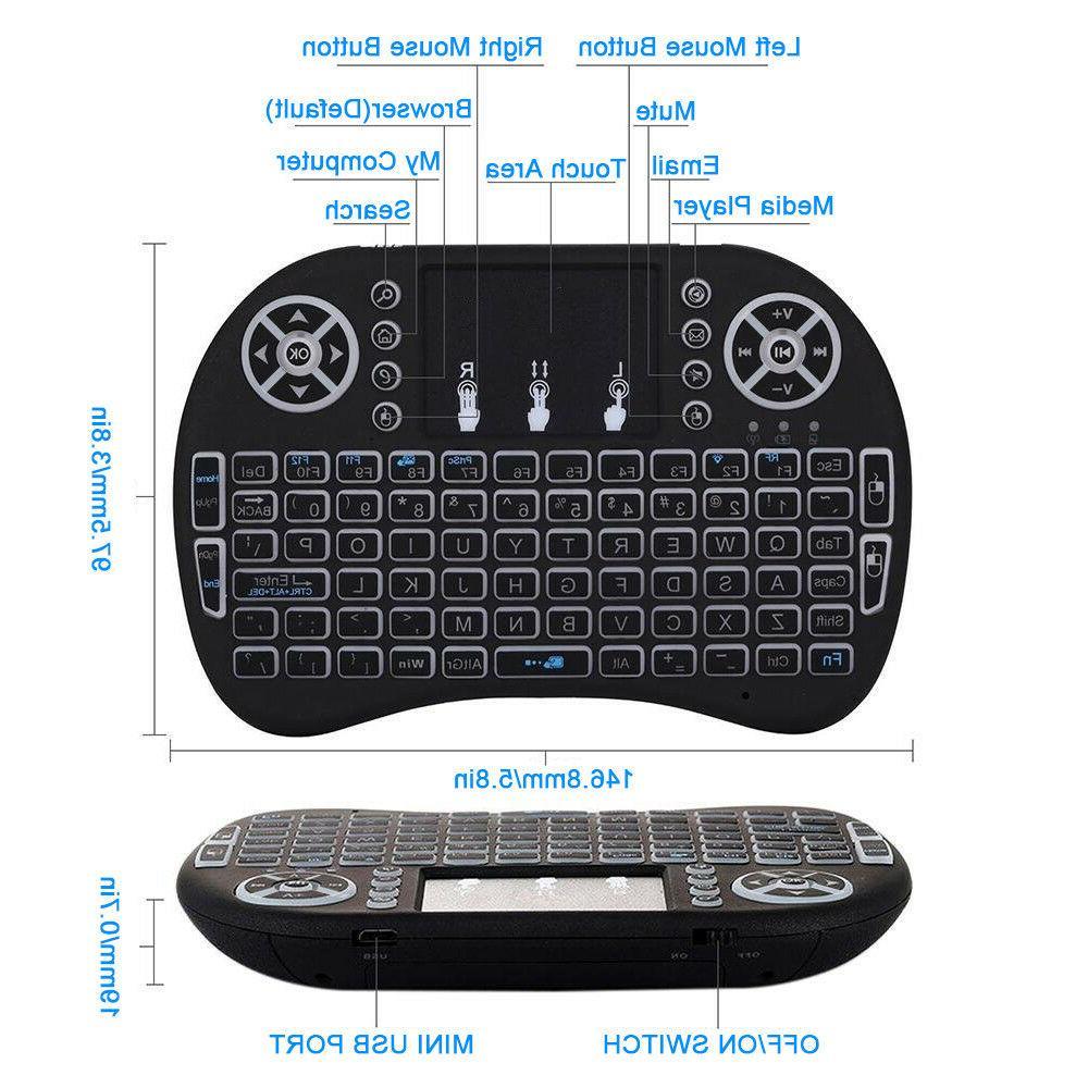 Mini Keyboard PC PS4