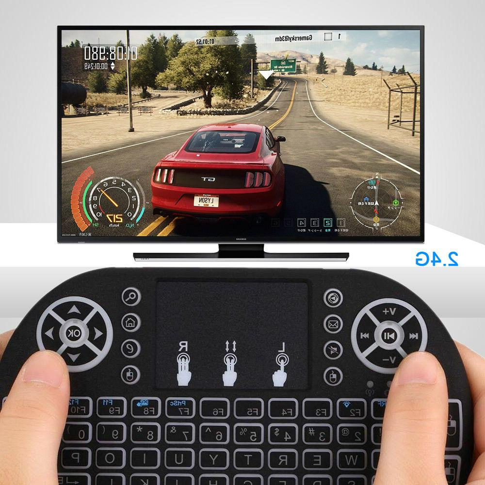 Mini Backlit Keyboard For PC PS4