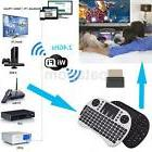 Mini 2.4G Wireless Keyboard and Mouse Combo with Touchpad fo
