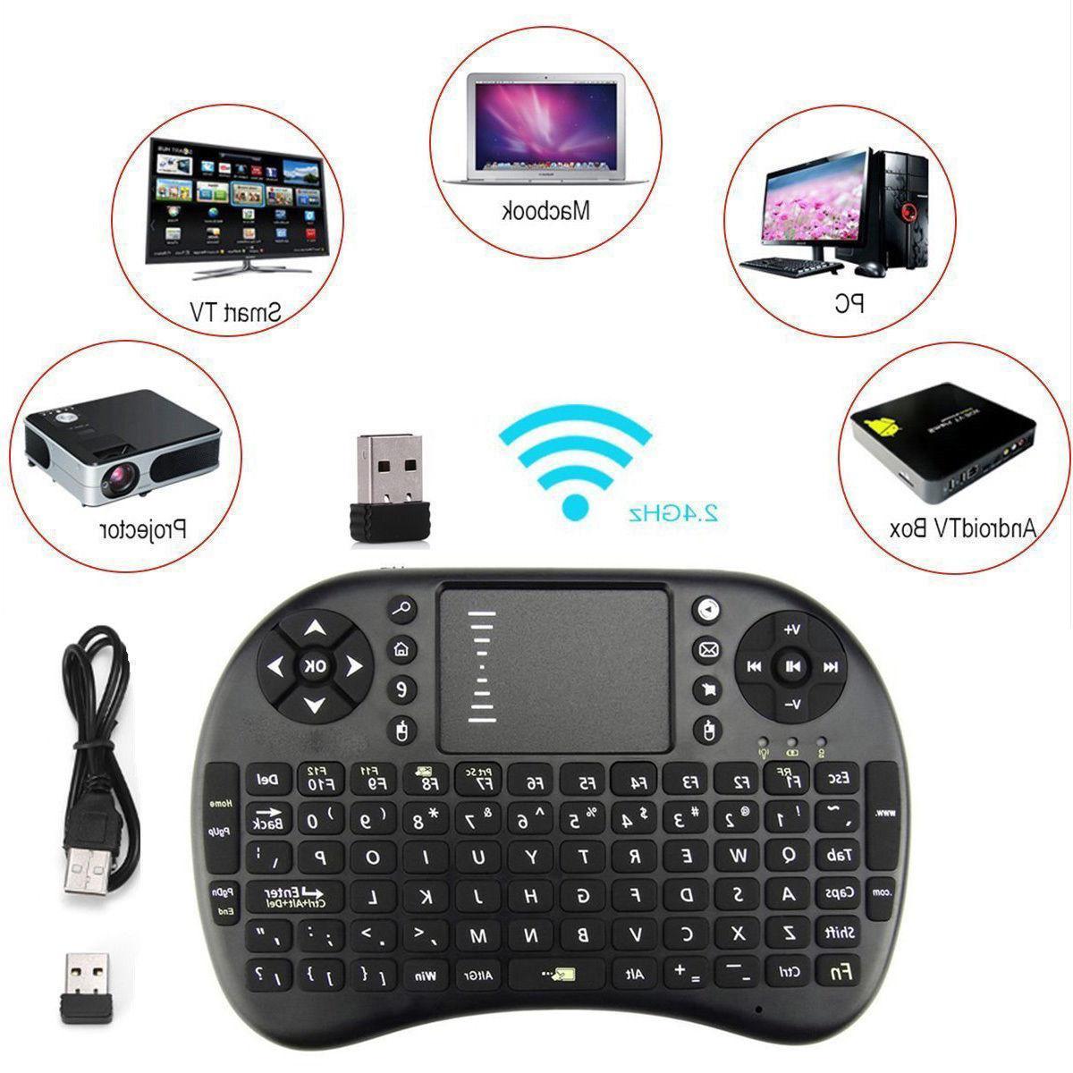 Mini 2.4G Remote for TV LOT