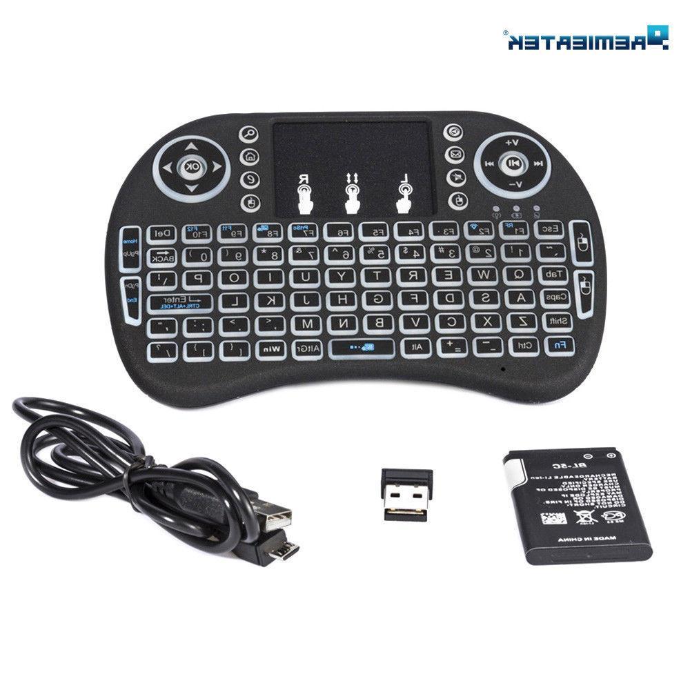 Mini 2.4G Keyboard Remote for Smart TV Box