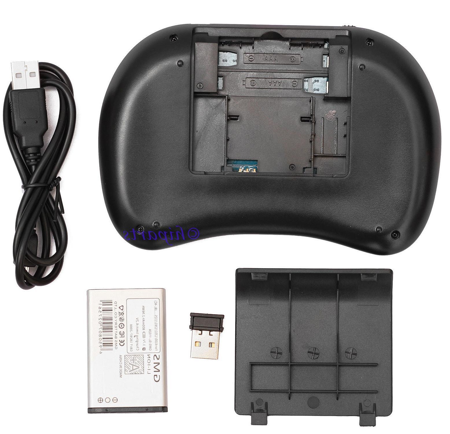 Mini Remote for Smart TV Kodi TV