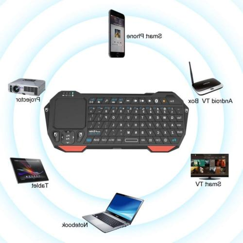 Mini Keyboard with Touchpad for with