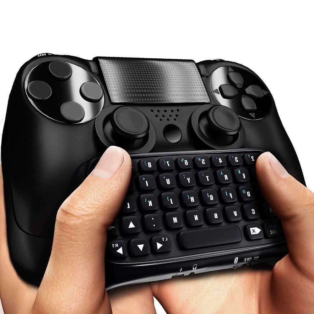 Mini Bluetooth Keyboard For PS4 4 Accessory Controller