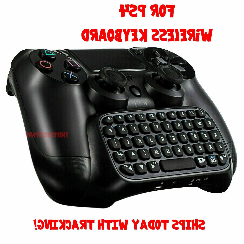 mini bluetooth wireless keyboard for sony ps4