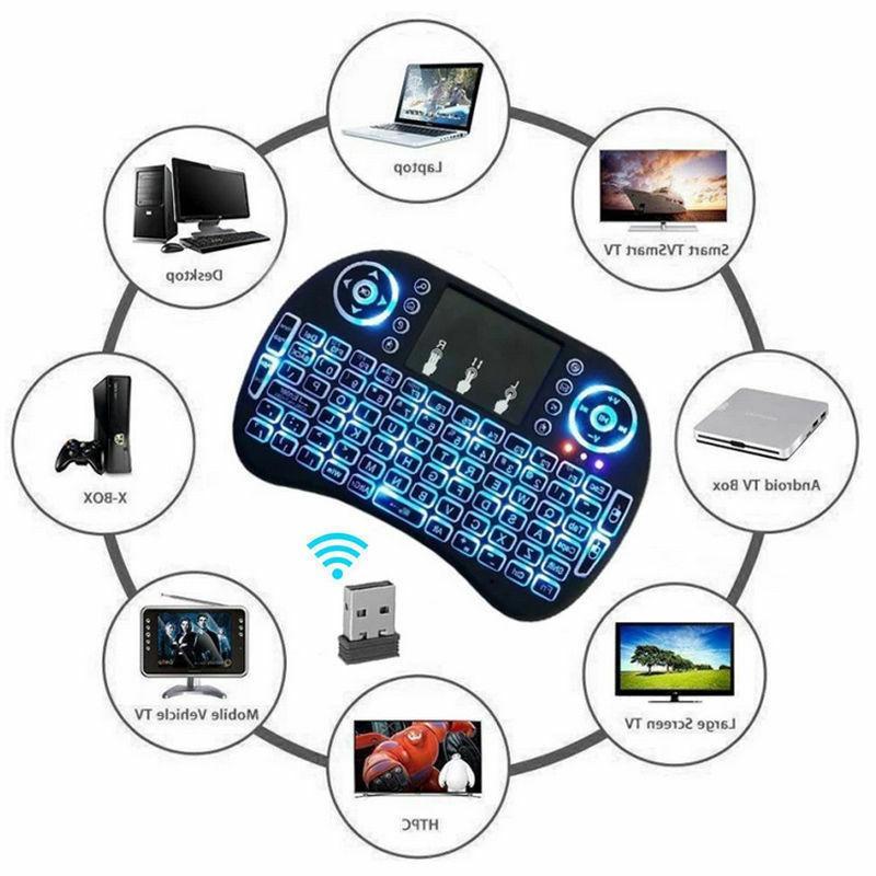 mini 2.4GHZ Wireless Smart PC