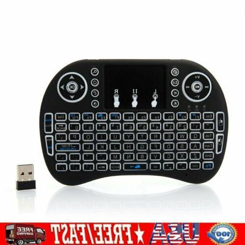 mini i8 2 4ghz mini wireless keyboard