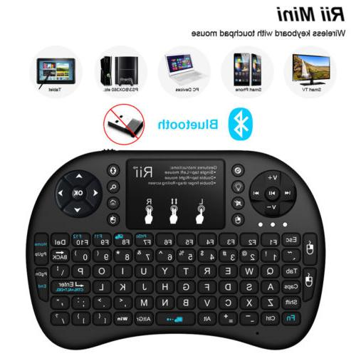 mini i8 bluetooth wireless keyboard for pc