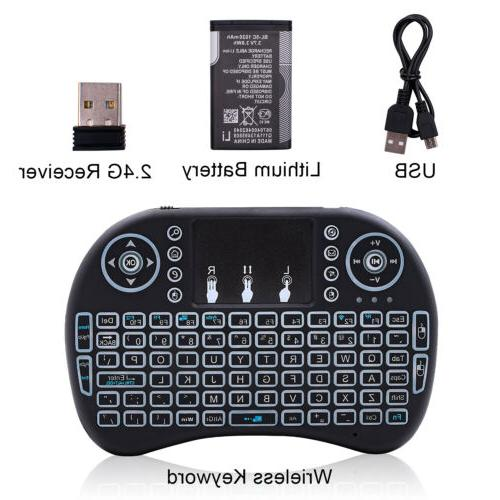 Mini i8 Keyboard for TV Box