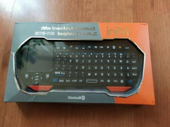 Mini Keyboard Touchpad for Smart Projector Android