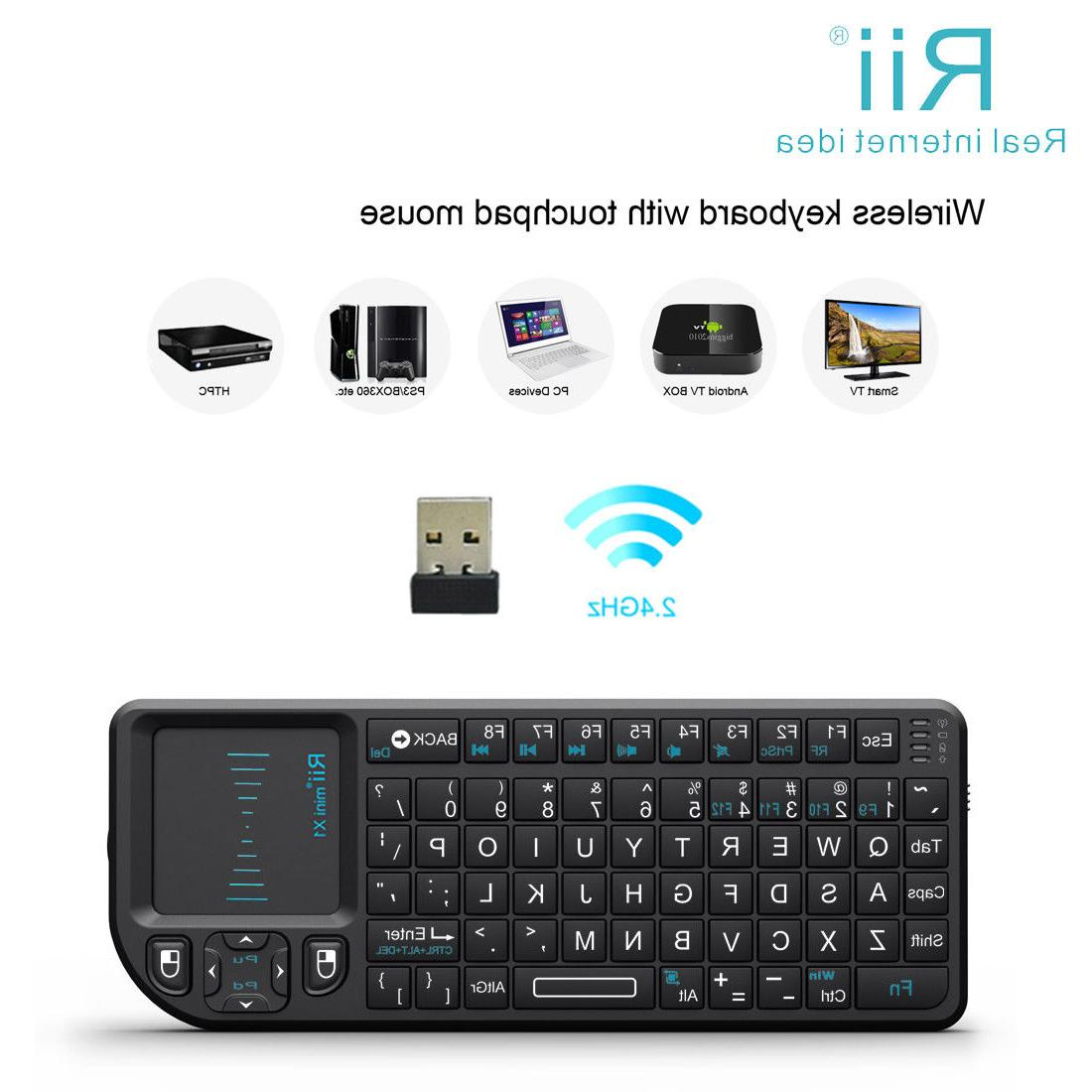 Rii X1 Mini Wireless for Android TV