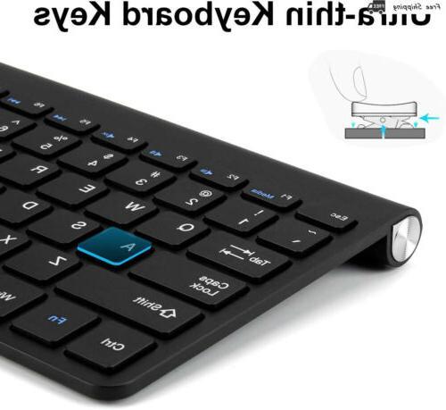 Mini Wireless Keyboard, Computer Wireless,