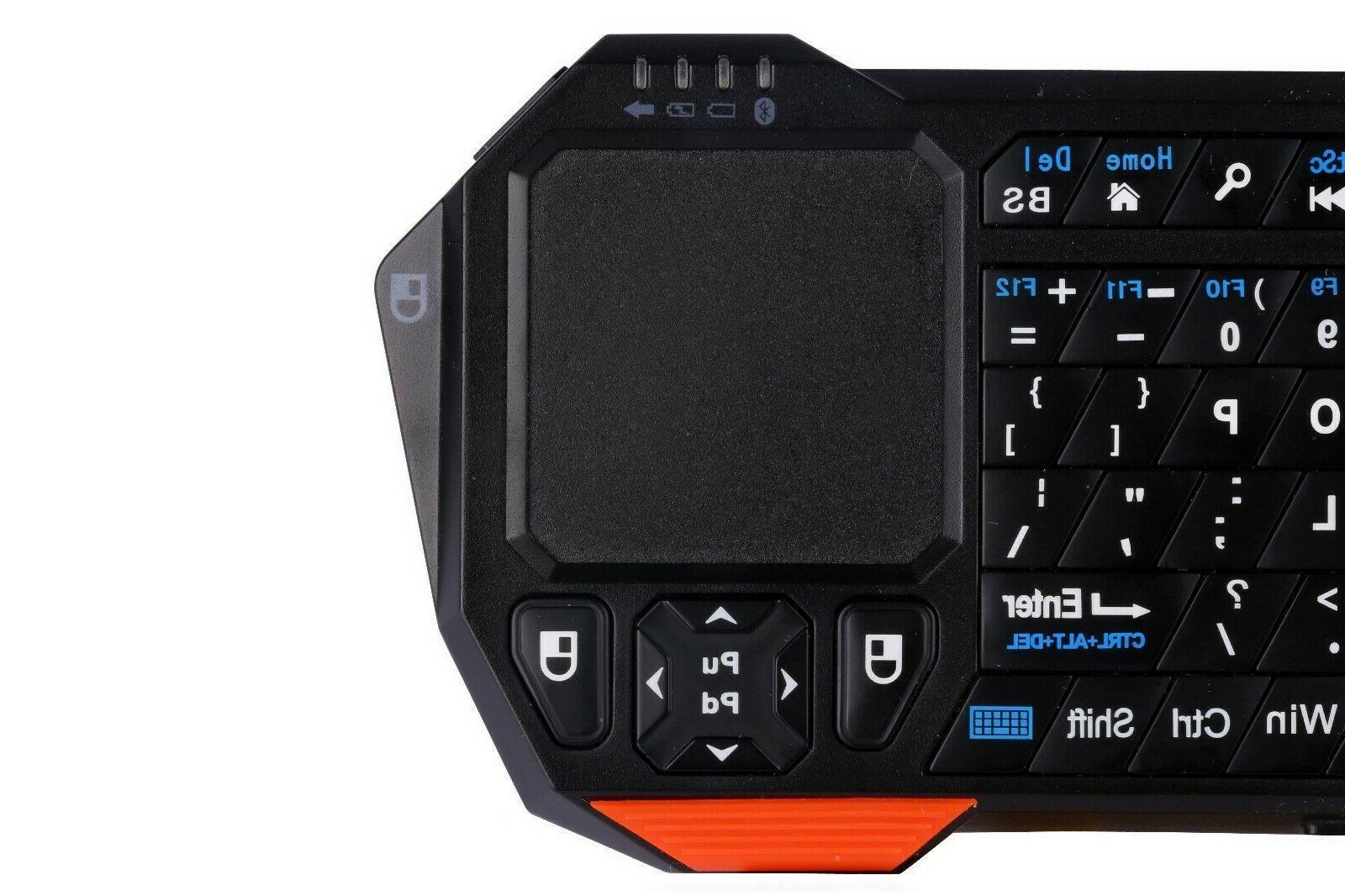 Mini Wireless Touchpad iOS Portable
