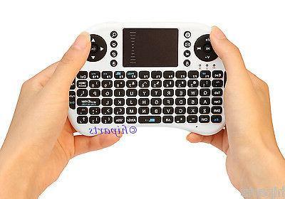 Mini Wireless Keyboard Remote for Raspberry Smart TV Kodi Android TV Box