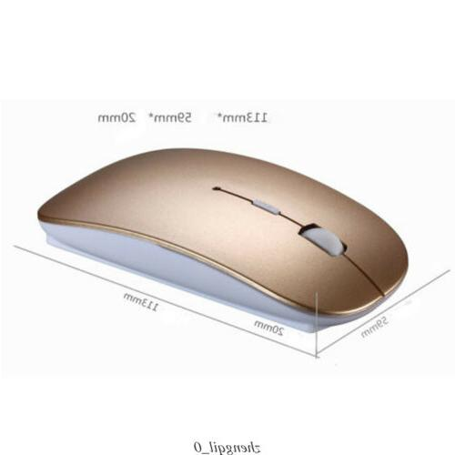 Mini Wireless And Mouse Waterproof 2.4G For PC Computer
