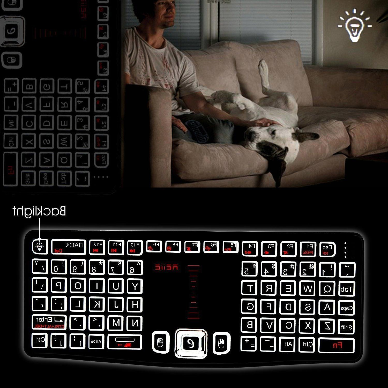 Mini Wireless Keyboard Mouse Smart TV
